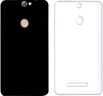 COBIERTAS Cover Accessory Combo for Coolpad Max A8(Black)