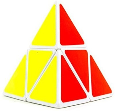 Shengshou Mrcube 2X2 Pyraminx Speed Cube White(1 Pieces)  available at flipkart for Rs.1979