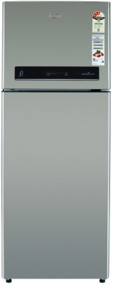 Whirlpool 265 L Frost Free Double Door 3 Star Refrigerator(Illusia Steel, IF 278 ELT 3S) at flipkart