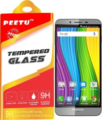 Peetu Tempered Glass Guard for Panasonic Eluga Note