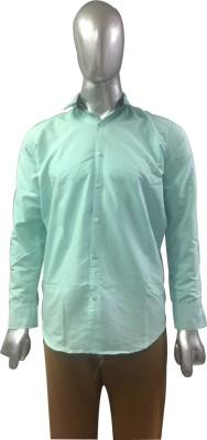 Rare Men's Solid Formal Light Blue Shirt