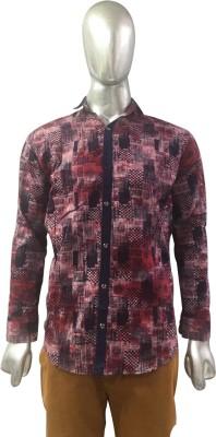 Rare Men's Printed Casual Multicolor Shirt