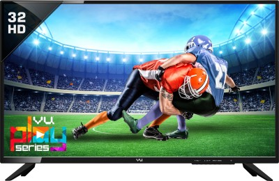 VU 32 inch HD Ready LED TV 32D7545 is a best LED TV under 15000