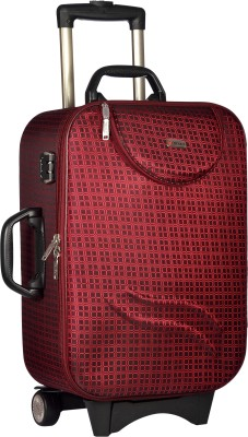 TREKKER TTB SPECTRA20 RED Cabin Luggage   20 inch TREKKER Suitcases