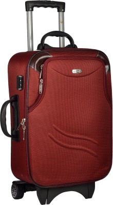 TREKKER TTB BEST24 RED Check in Luggage   24 inch Red