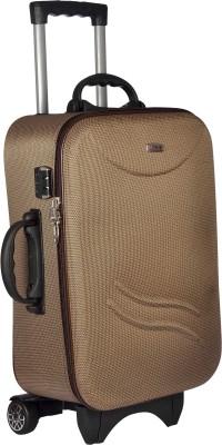 TREKKER TTB STD20 BR Cabin Luggage   20 inch Brown