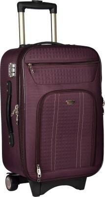TREKKER TTB CRETA20 PL Expandable Cabin Luggage   20 inch TREKKER Suitcases