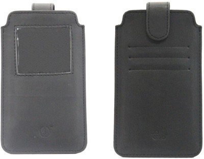 J Pouch for LG Optimus G Pro E985(Chikoo, Artificial Leather)
