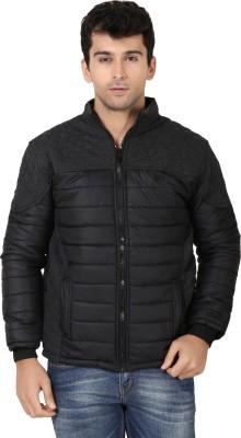 Ico Blue Star Full Sleeve Solid Men's Jacket