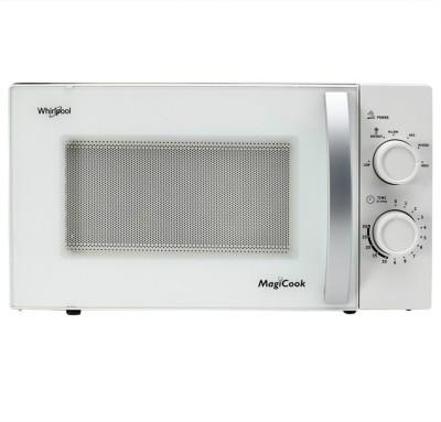 Whirlpool 20 L Solo Microwave Oven(MAGICOOK 20L CLASSIC -KNOB, White)