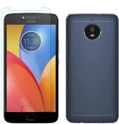 Karimobz Tempered Glass Guard for Motorola Moto E4 Plus(Pack of 1)