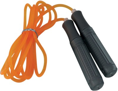 Cosco PVC Jump Rope Leap Speed Skipping Rope(Multicolor, Pack of 1)  available at flipkart for Rs.240