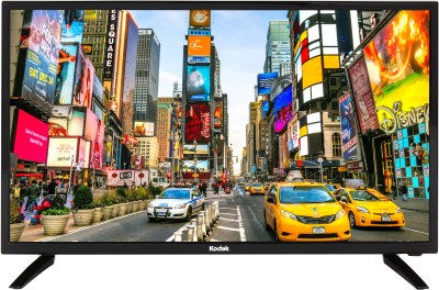Kodak 80cm (32) HD Ready LED TV(32HDX900s, 2 x HDMI, 2 x USB)