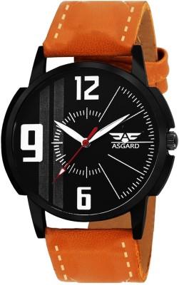 Asgard TN-BK-122  Analog Watch For Unisex