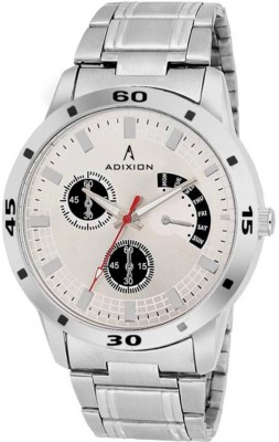 ADIXION New Stainless Steel Chronograph Pattern watch Analog Watch   For Men ADIXION Wrist Watches