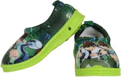 WINDY Boys & Girls Slip on Casual Boots(Green)  available at flipkart for Rs.169
