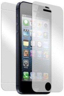 Gorilla Armour Front and Back Tempered Glass for Apple iPhone 5s(Pack of 1)