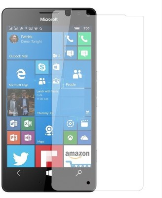 StyleMyBot Tempered Glass Guard for Nokia Lumia 520