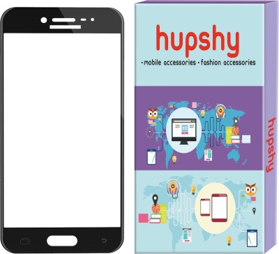 Hupshy Tempered Glass Guard for Samsung Galaxy On Max Pack of 1 Hupshy Screen Guards
