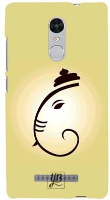 YuBingo Back Cover for Mi Redmi Note 3 Multicolor