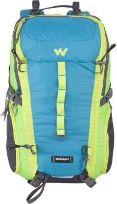 Wildcraft Daypack 35 Rucksack  - 35 L(Green) at flipkart