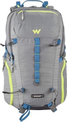 Wildcraft Daypack 35 Rucksack  - 35 L(Grey) at flipkart