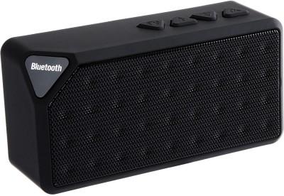 IOGEAR SBS-x3 Portable Bluetooth Mobile/Tablet Speaker(Black, 2.1 Channel)