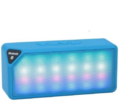 IOGEAR SBS-X3 Portable Bluetooth Mobile/Tablet Speaker(Blue, 2.1 Channel)