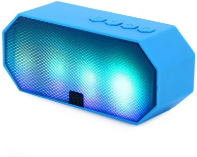 IOGEAR SBS-2688 Portable Bluetooth Mobile/Tablet Speaker(Blue, 2.1 Channel)