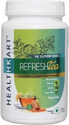 Healthkart Refresh Tea With Lemon (200gm, Lemon)