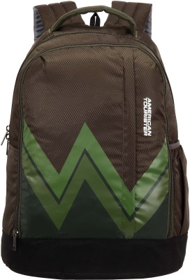 American Tourister AMT Twist 21 L Backpack(Green)