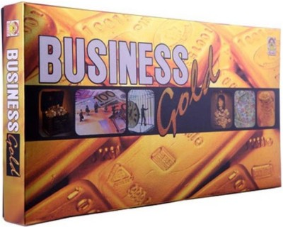 Humaira Techno Business Gold Board Game Board Game  available at flipkart for Rs.170