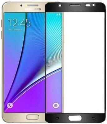 Ridhaniyaa Tempered Glass Guard for Samsung Galaxy J7   6  New 2016 Edition  Pack of 1