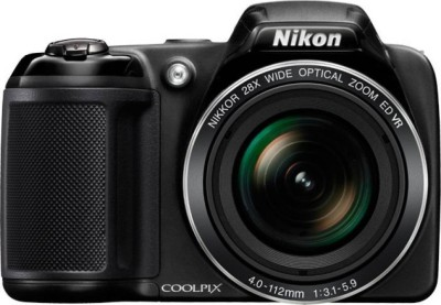 Nikon Nikon Coolpix L340 Point & Shoot Camera (Black) L340 Point & Shoot Camera(Black)