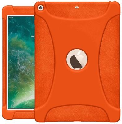 Amzer Back Cover for Apple iPad 9.7(Orange, Rubber) Flipkart