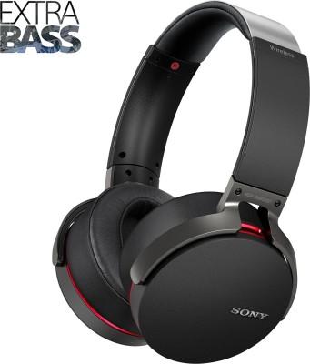 Sony XB950B1 Bluetooth Headset(Black, On the Ear)