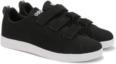 Adidas Neo VS ADVANTAGE CLEAN CMF Sneakers For Men(Black)