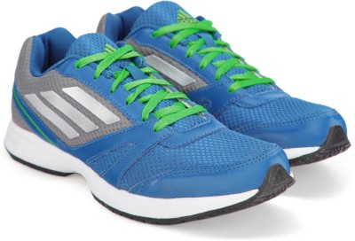 ADIDAS HACHI 10 M Running Shoes For Men(Blue, White, Grey)