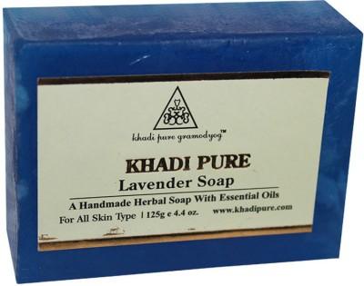 Khadi Pure Herbal Lavender Soap(125 g)  available at flipkart for Rs.70