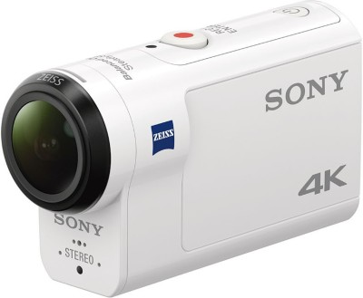 View Sony FDR-X3000 Sports and Action Camera(White 8.2) Price Online(Sony)