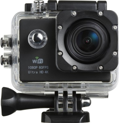 View Padraig Action Shot Full HD Waterproof Sports and Action Camera(Black 5 MP) Price Online(Padraig)