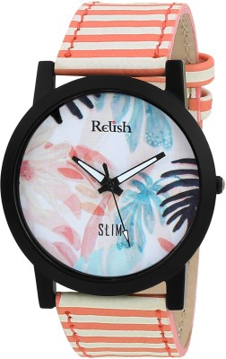 Relish RE-L059BS  Analog Watch For Girls