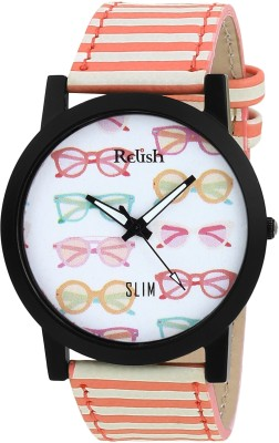 Relish RE-L062BS  Analog Watch For Girls