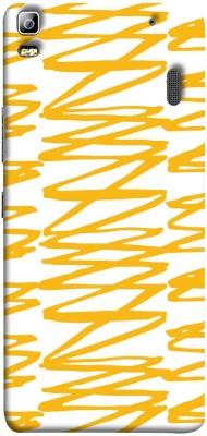 VOGALLY Back Cover for Lenovo K3 Note Multicolor