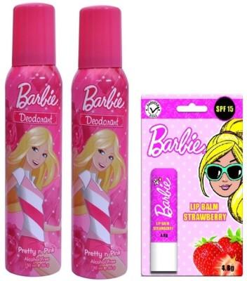 Barbie Combo Kit Combo Set