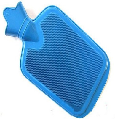 aryashri hot water bag Both side ribbed 2 L Hot Water Bag(Blue)  available at flipkart for Rs.130