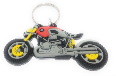 FCS BMW Bike Rubber Key Chain  available at flipkart for Rs.169