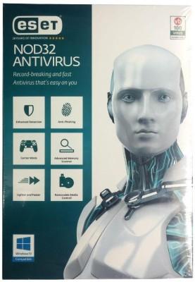 Eset Nod32 Antivirus, 1 PC 1 Year