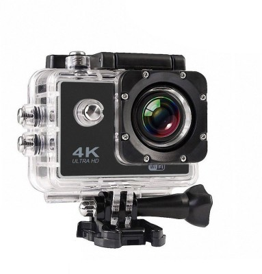 View Padraig 4k action camera Sports and Action Camera(Black 16 MP) Price Online(Padraig)