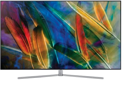 Samsung Q Series 139.7cm (55 inch) Ultra HD (4K) QLED Smart TV(55Q7F)